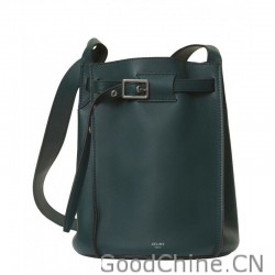 97da5376dfa2 Celine Small Bucket Bag 183343 Blue