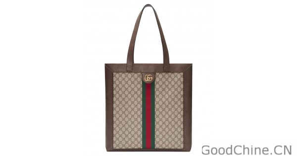 Replica Gucci Ophidia soft GG Supreme large tote 519335 Coffee Outlet  Online Sale 4323fc056ceb9