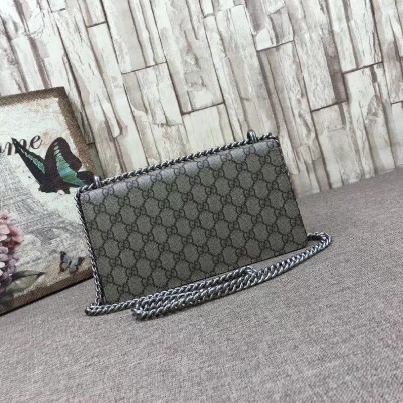 c94887f9336 Replica Gucci Dionysus GG Small shoulder Bag 499623 Red Outlet ...