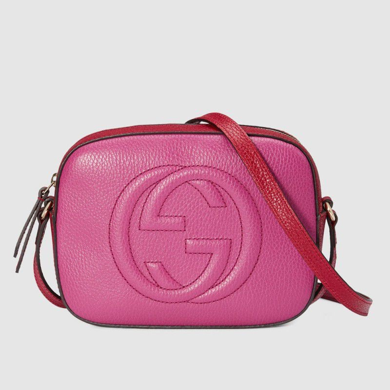 Replica Gucci Soho Leather Shoulder Bags 431567 Cao2g 5592 Outlet Online Sale