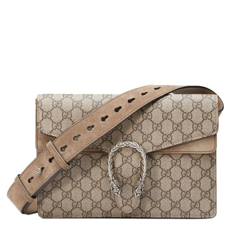 a410a0ac069 Replica Gucci Dionysus GG Supreme Belt Bags 402872 KHNRN 8642 Outlet ...
