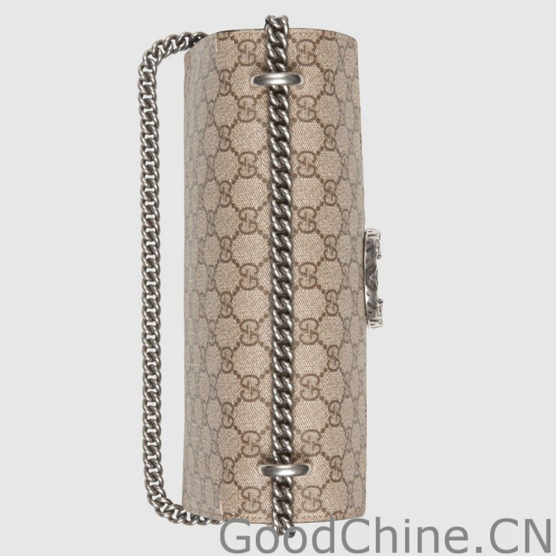 35be58bb034c35 Replica Gucci Dionysus GG Supreme Shoulder Bags 400249 KHNRN 8697 ...