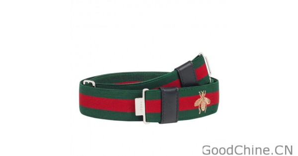 4a4ef317407 Replica Gucci Elastic Web Belts with Bee 409019 HAETN 8433 Outlet Online  Sale