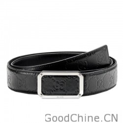 4203b2e08f4 Gucci Guccissima Leather Belts With Rectangular Buckle 162946 A0V0N 1000