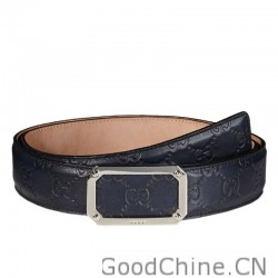 a3ade5debc5 Gucci Guccissima Leather Belts With Rectangular Buckle 162946 A0V0N 4009