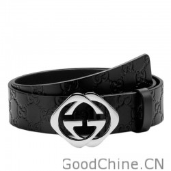 fdae998d44c Gucci Guccissima Leather Belts With Square G Buckle 182320 A0V1N 1000