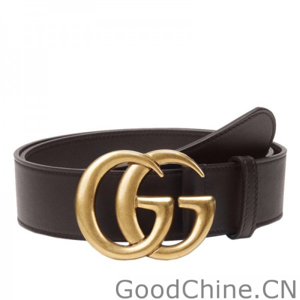 23b31f0c61f Replica Gucci Leather Belts With Double G Buckle 397660 AP00T 2145 ...