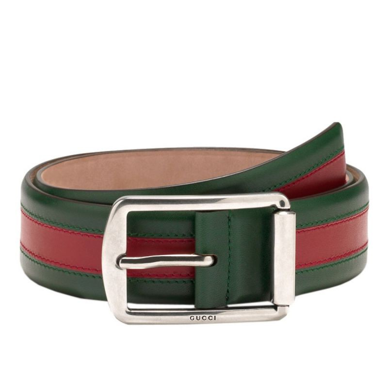 0a86a4c2a68 Gucci Multicolor Leather Belts With Rectangular Buckle 295331 BTT5N 8460