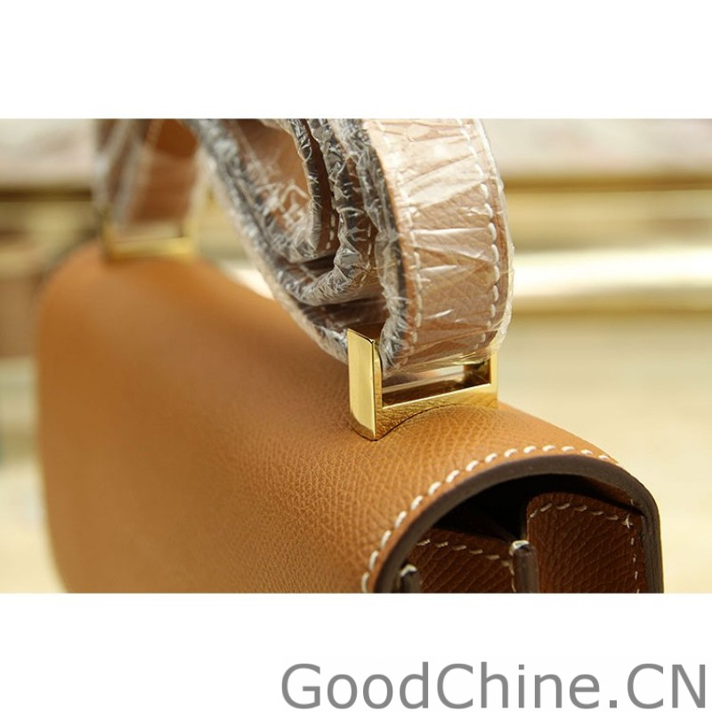 6e03c576e494 Replica Hermes Constance Bag In Brown Epsom Leather Outlet Online Sale