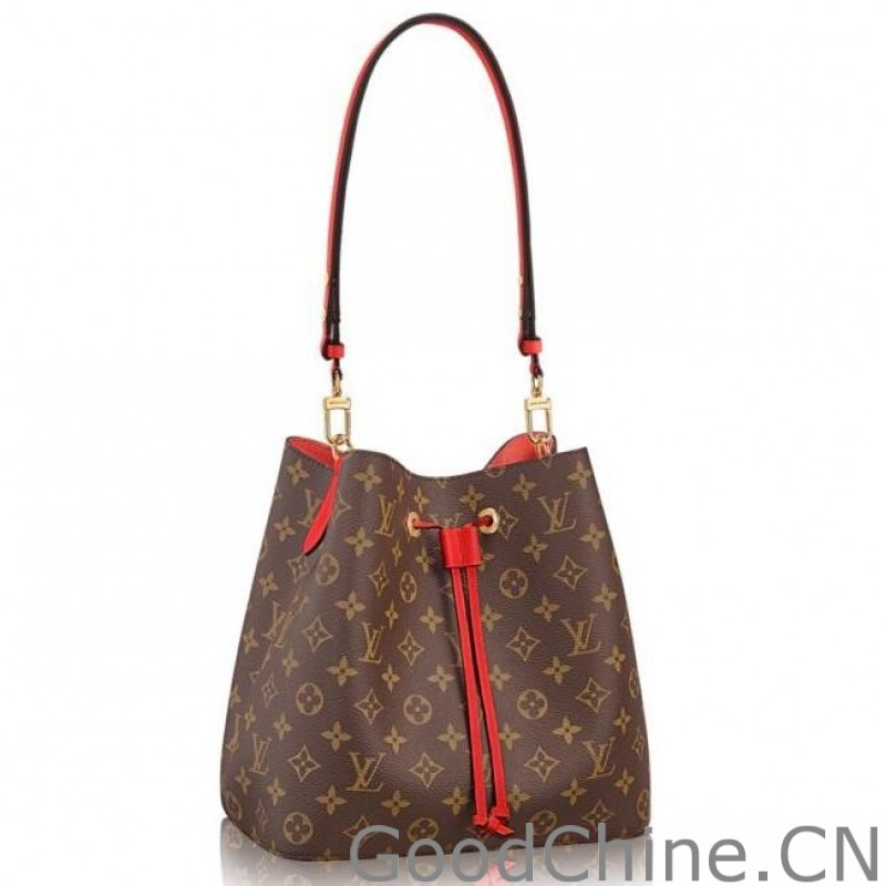 94ddd84de265 Replica Louis Vuitton Neonoe Bag Monogram Canvas M44021 Outlet ...