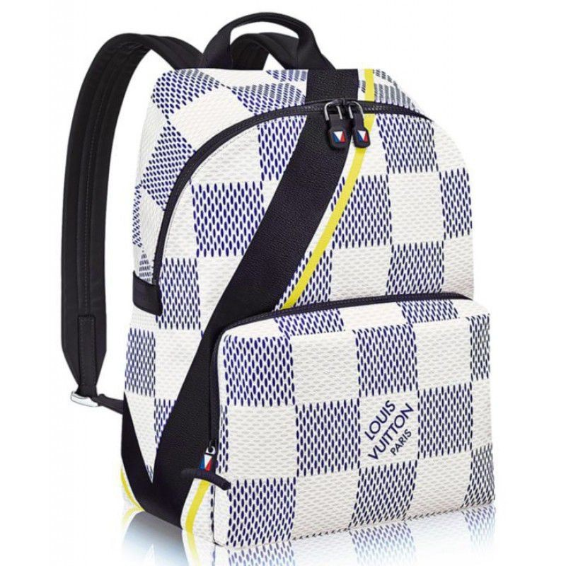1b2748f89693 Replica Louis Vuitton Apollo Backpack N44017 White Outlet Online Sale