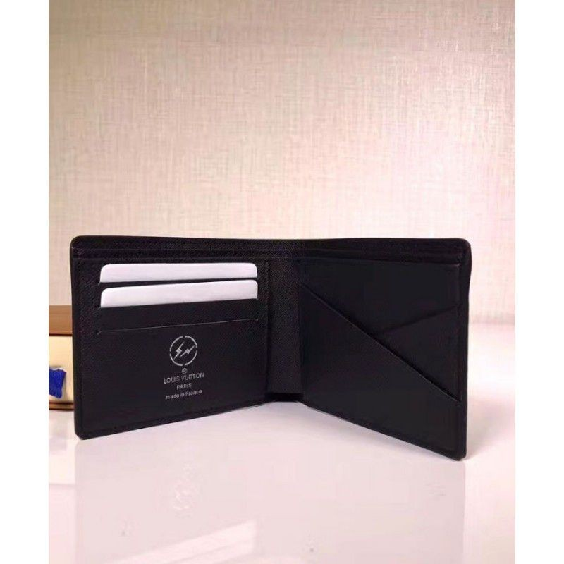 Replica Louis Vuitton Multiple Wallet M64439 Black Outlet Online Sale 09af0ea7d3