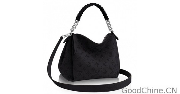 f9f535c8cb Replica Louis Vuitton Babylone Chain BB Mahina Leather M51223 Outlet Online  Sale