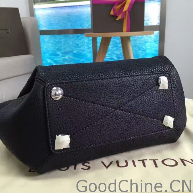 f223d86dd8 Replica Louis Vuitton Babylone Chain BB Mahina Leather M51223 Outlet ...