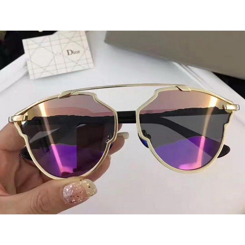 65bf3fcf15f0 Replica Dior So Real Sunglasses Lens Pink   Gray Mirror Outlet ...
